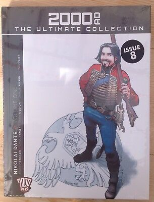 2000AD The Ultimate Collection - Issue 8 NIKOLAI DANTE Volume 1, NEW and SEALED