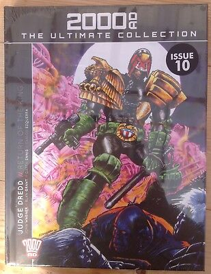 2000AD Ultimate Collection, No. 12 JUDGE DREDD: RETURN OF THE KING, NEW & SEALED