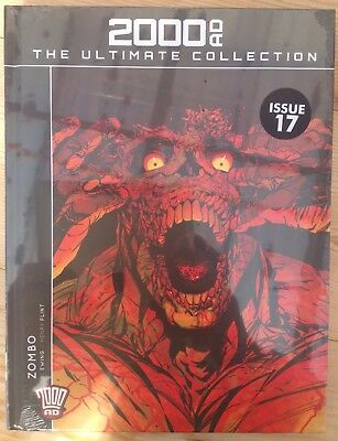 2000AD The Ultimate Collection - Issue 17 ZOMBO, NEW and SEALED