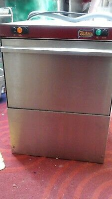 BARTISAN GLASS WASHER (Fix its leak or for spares/repairs)