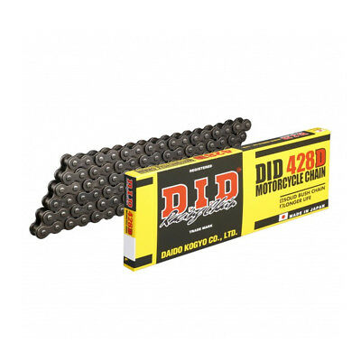 DID 428Dx124 Motorcycle Chain for Honda CBR 125 R 04-10