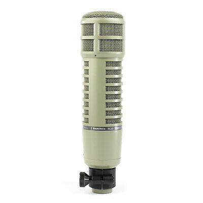 Electro Voice RE20 Dynamic Cardioid Broadcast Microphone