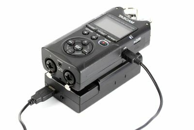 Tascam DR-40 Version 2: Recorder PCM/MP3+ BP-6AA Battery pack