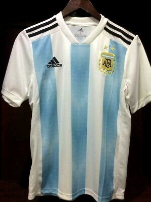 858530a1047 Argentina Home Soccer Jersey World Cup 2018 - BQ9288 Adidas YOUTH
