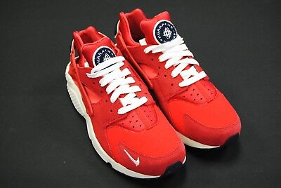 quality design e2e7f 21cc6  704830 602  New Men s Nike Air Huarache Run Premium University Red Sail  Le1051