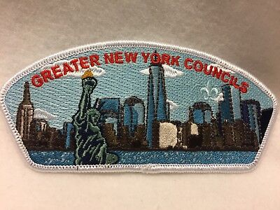 Boy Scouts - Greater New York Councils csp w/ Freedom Tower