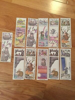 House Mouse Bookmarks (11)