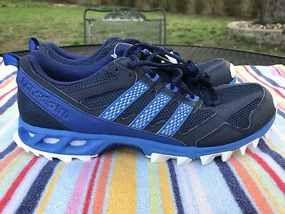 new products a23e0 78464 NWT MEN S ADIDAS KANADIA TR 5 TRAIL RUNNING SHOES Sz 10.5