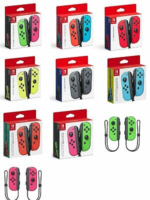 Global Ship Nintendo Switch Joy Con Wireless Controller Various Color Available
