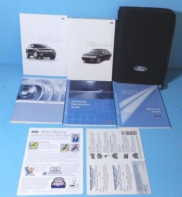 09 2009 ford taurus owners manual 16 15 picclick rh picclick com 2008 ford taurus owners manual 2009 ford taurus service manual