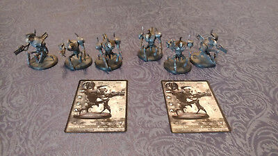 Rackham AT-43 Bane Goliaths Unit of 3 Sci-fi RPG Wargame Blame SALE!!!