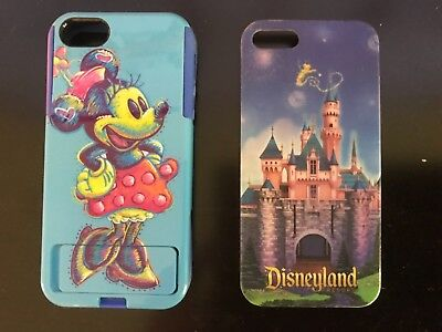 2 - D Tech Disney iPhone 5 Cases - Minnie Mouse and Disneyland