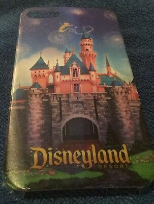 Disneyland Castle with Tinker bell iPhone 5 clip case