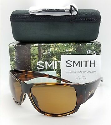 cef706c9ea NEW SMITH CAPTAIN S Choice Sunglasses Black ChromaPop Polarized Gray ...