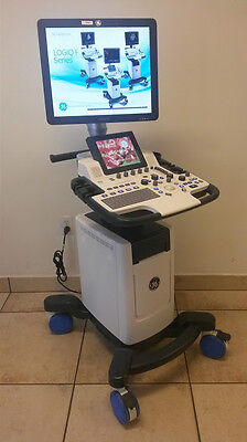 Factory Refurbished GE  Logiq F8 Ultrasound with 2 TX