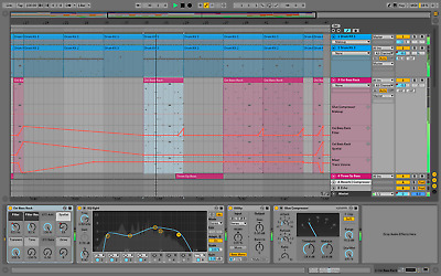New Ableton Live 10 Standard EDU DAW Software w/1800+ Sounds (10GB+) Mac/Windows