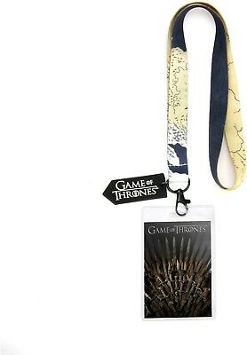 Game of Thrones Officially Licensed Lanyard ID Holder