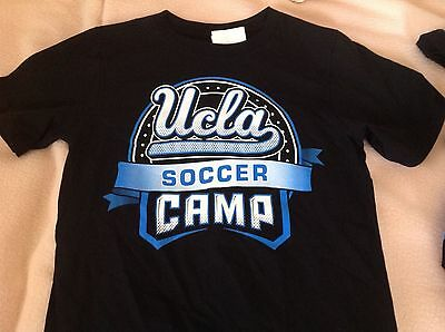 the latest 0f2b4 09167 New mens adidas Ucla Bruins soccer camp tshirt t shirt size small 100%  cotton