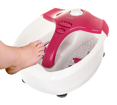 Livivo Vibrating Wet Bath Foot Spa Infrared Massager Pedicure Footspa Soothing P