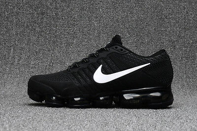 uk availability d64b5 ce5f8 NIKE AIR VaporMax Air Max 2018 Men's Running Trainers Shoes+black