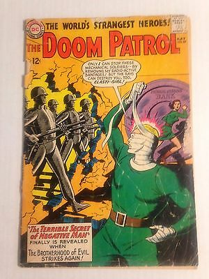 Doom Patrol #87 (May 1964) 1st Printing DC Comics