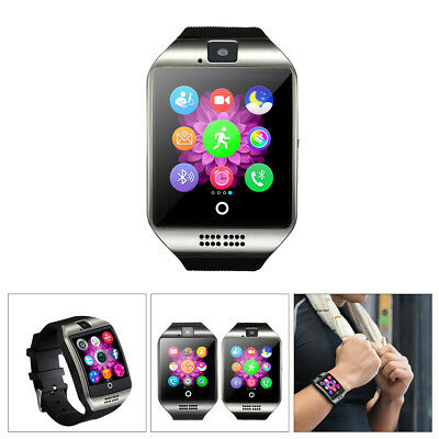 Smartwatch Reloj Inteligente Phone Q18 Android IOS Bluetooth SIM TF Con Cámara