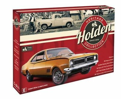 HOLDEN Heritage Collection DVD AUSTRALIAN HISTORY GIFT BOX BRAND NEW RELEASE R4