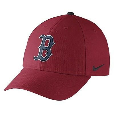 Boston Red Sox Nike Wool Classic Adjustable Performance Cap