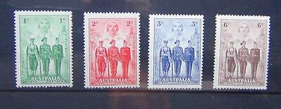 Australia 1940 Australian Imperial Forces set MM