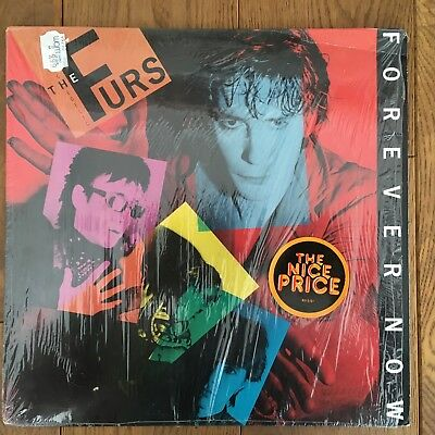 The Psychedelic Furs – Forever Now - Columbia – PC 38 - US - MINT/EX