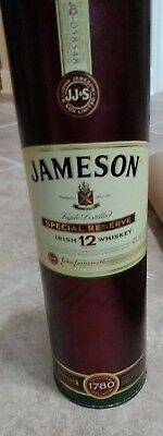 Jameson Irish Whiskey Container Special Reserve 750ml 1780 CONTAINTER ONLY