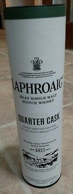 LAPHROAIG Container Islay Single Malt Scotch Whisky Quarter Cask 1815