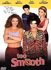 Too Smooth DVD