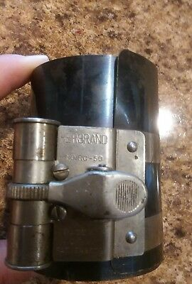 Herbrand RC-50 Steel Ratchet Piston Ring Compressor 3-1/2 to 7 in Capacity USA