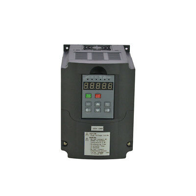 1.5KW 220V Frequenzumrichter VARIABLE FREQUENCY DRIVE INVERTER VFD 7A 2HP