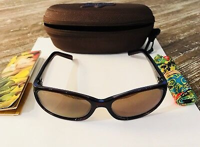 4a14c4df23b NEW Maui Jim women's polarized Kuiaha Bay sunglasses Brown/Bronze!! Perfect!