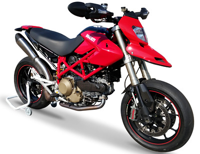 MANUALE OFFICINA Ducati Hypermotard 1100 - 1100S MY 2008 WORKSHOP MANUAL EMAIL
