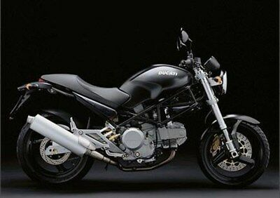 Manuale Officina Ducati Monster 600 Dark  Pdf My '98 '01 Workshop Manual Email