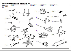 MANUALE OFFICINA CATALOGO PARTI DUCATI MULTISTRADA 1200 S my '10 ABS MANUL EMAIL