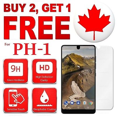 Premium HD Tempered Glass Screen Protector for Essential Phone PH-1