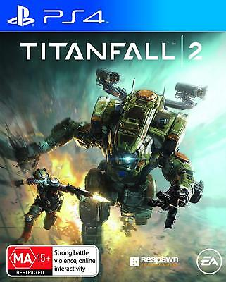 TITANFALL 2 PS4 FREE POSTAGE PlayStation 4 Windows 7 Xbox One