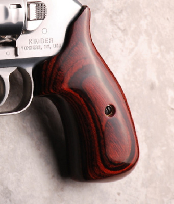 ALTAMONT KIMBER K6 ALTAI Super Walnut Smooth Wood Grips - $61 70