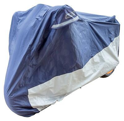 Bikeit Waterproof Motorcycle Motorbike Deluxe Heavy Duty RainCover XL RCODEL03