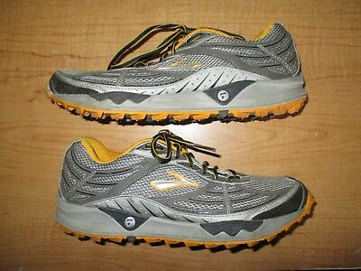 1e6a3317929 Brooks Cascadia 7 Men s Size 11 Running Shoes - Nice - Full Tread- Fast  Shipping