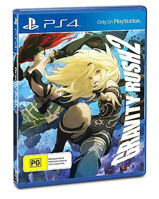 Gravity Rush 2 (PS4) FREE POSTAGE PlayStation 4