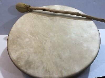 Taos Drum Co. 12 inch Frame Drum pre-owned