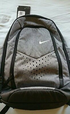 281e1d056e Nike Vapor Energy Training Gym Backpack Grey Black Volt Silver BA5477-099  NEW