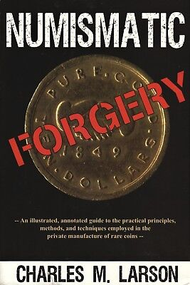 4 Modern Numismatic Forgery Reference Works