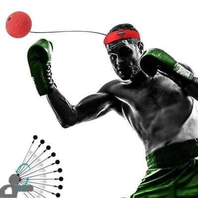 Boxing Reflex Ball on String Training Speed Boxing Punch Exercise Fight Ball