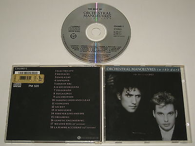 Orchestral Manoeuvres in the dark / the Best of Omd (Cdomdi / Pm 520) CD Album